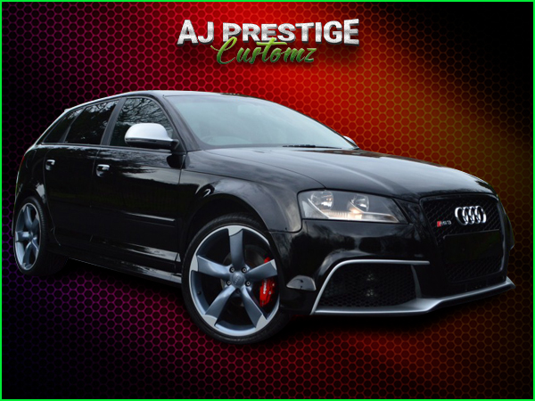 Audi A3 2010 to 2012 Body Kit