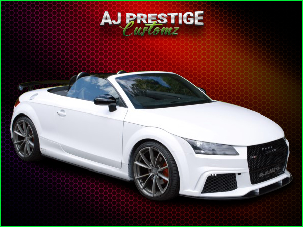 Audi TT Convertible Body Kit