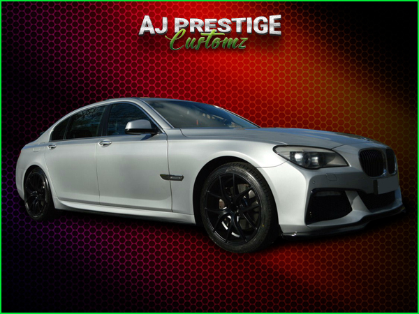 BMW 7 Series F02 Full Body Kit (2)
