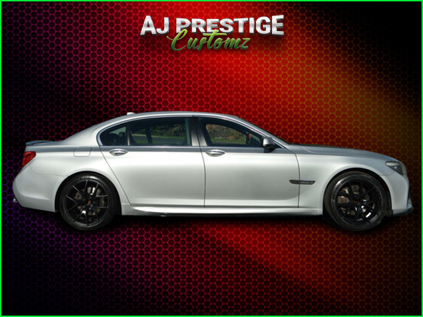 BMW 7 Series F02 Full Body Kit (3)