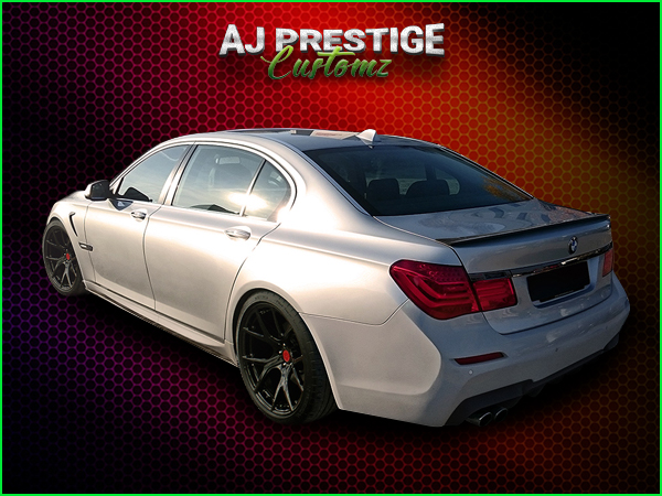 BMW 7 Series F02 Full Body Kit (4)