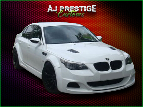 BMW-E60-to-M5-Xclusive-Wide-Body-Kit-(4)