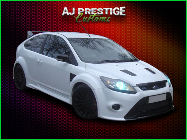 Ford Focus RS 3 Door Body Kit