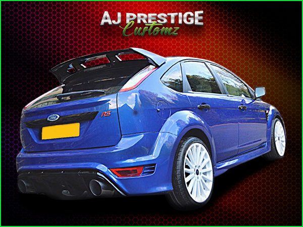Ford Focus RS 5 Door (2)