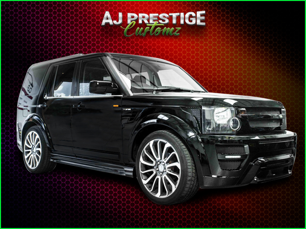 Land Rover Discover body kit (2)