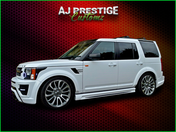 Land Rover Discover body kit (6)