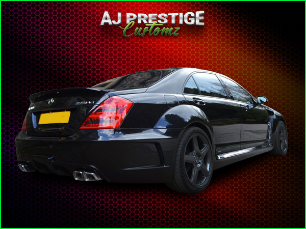 Mercedes-S-Class-to-Black-Series-Wide-Body-Kit (5)