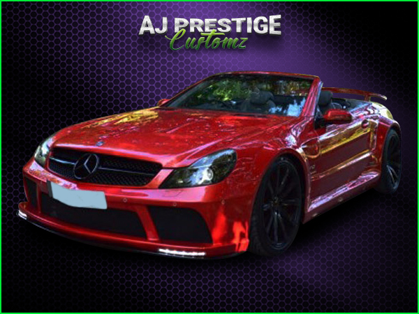 Mercedes-SL-R230-to-SL65-Black-Series-Conversion-Wide-Body-Kit (6)