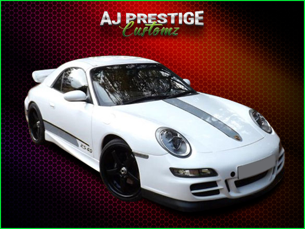 Porsche 996 to 997 Body Kit