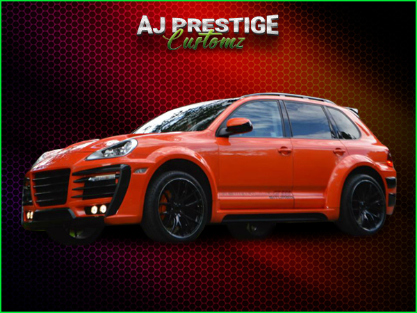 Porsche Cayenne Xclusive Wide Body Kit (6)