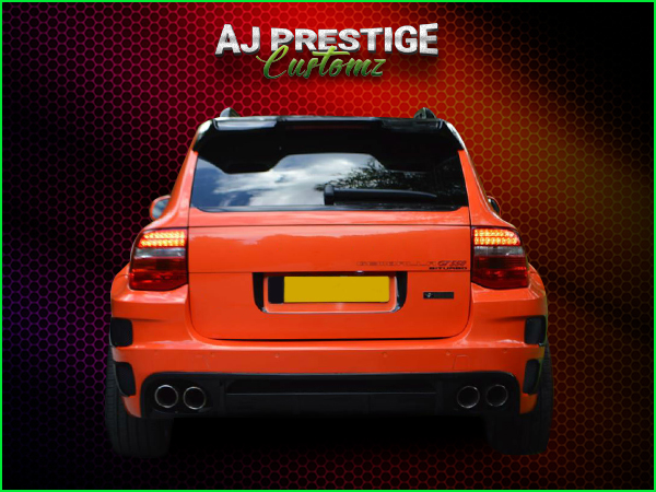 Porsche Cayenne Xclusive Wide Body Kit (7)