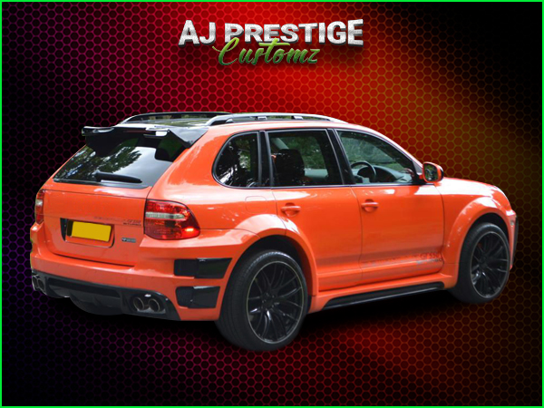 Porsche Cayenne Xclusive Wide Body Kit (8)