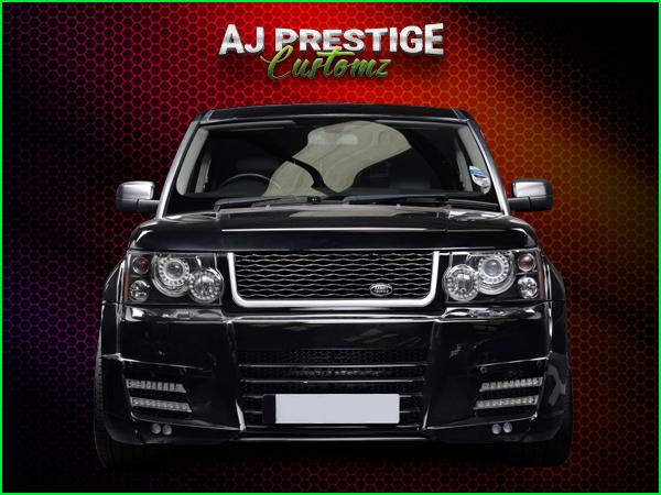 Range Rover Sport Wide Body Kit (1)