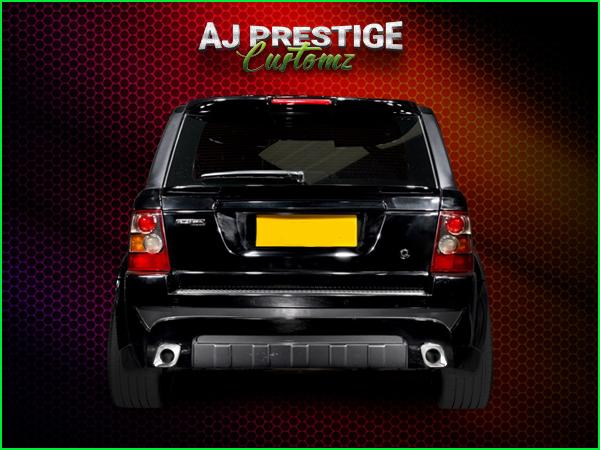 Range Rover Sport Wide Body Kit (3)
