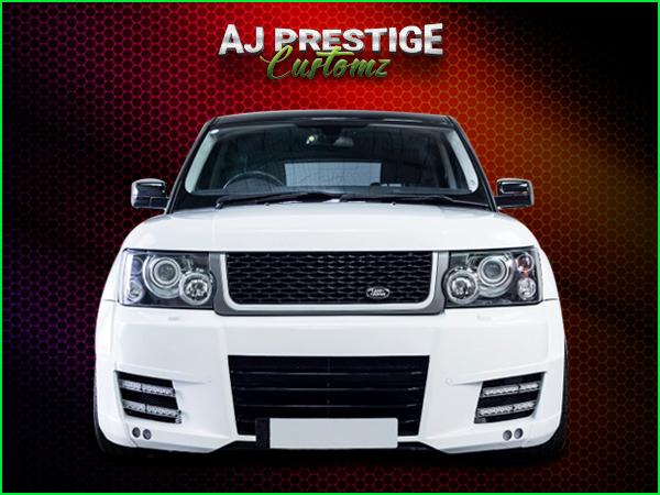 Range Rover Sport Wide Body Kit (4)