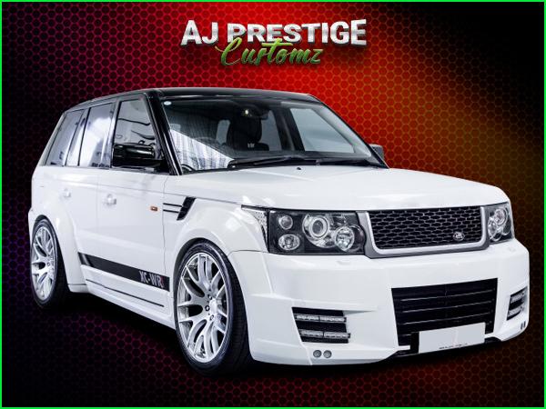 Range Rover Sport Wide Body Kit (5)