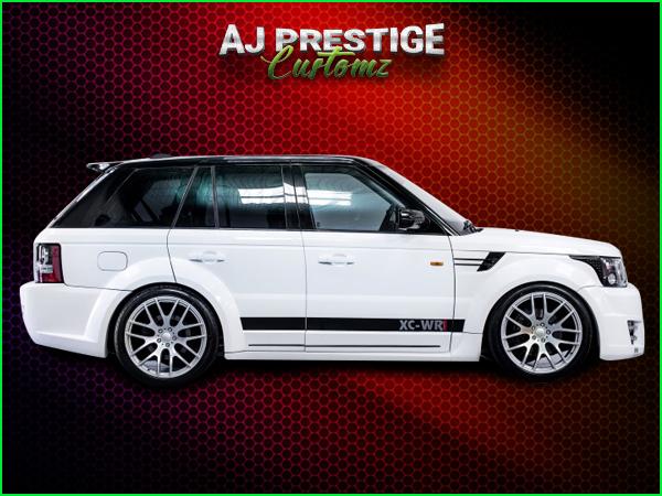 Range Rover Sport Wide Body Kit (6)