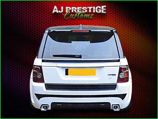 Range Rover Sport Wide Body Kit (7)