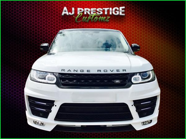 Range Rover sport Body kit (2)