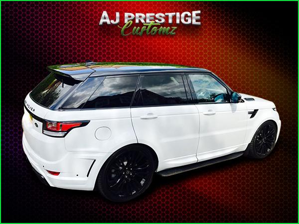 Range Rover sport Body kit (4)