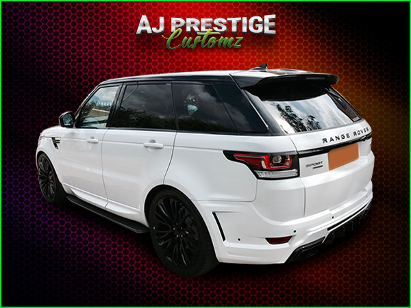 Range Rover sport Body kit (5)