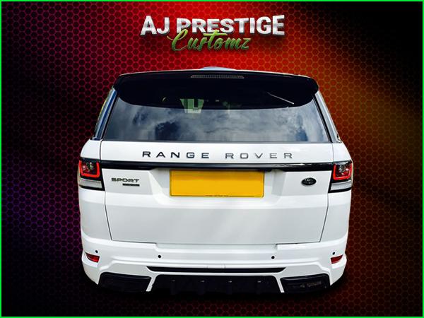 Range Rover sport Body kit (6)