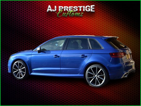 Audi A3 to RS3 5-Door 8V Body Kit