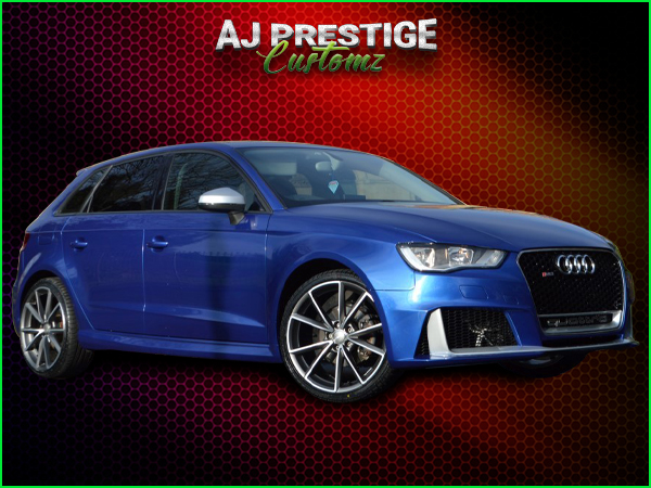 Audi A3 to RS3, 5-Door 8V Body Kit