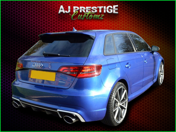 Audi A3 to RS3 5-Door 8V Body Kits