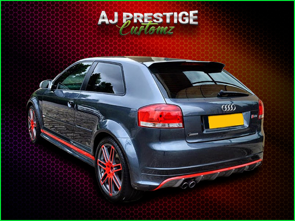 Audi A3 to RS3 3-Door Body Kit