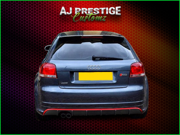 Audi A3 to RS3 Body Kit