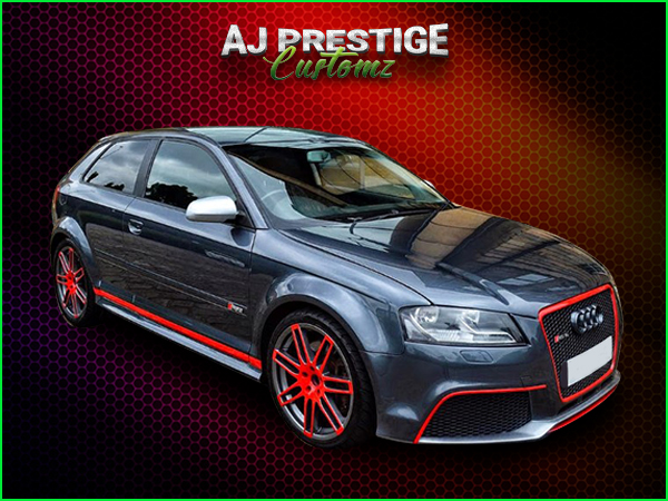 Audi A3 to RS3 3 door Body Kit