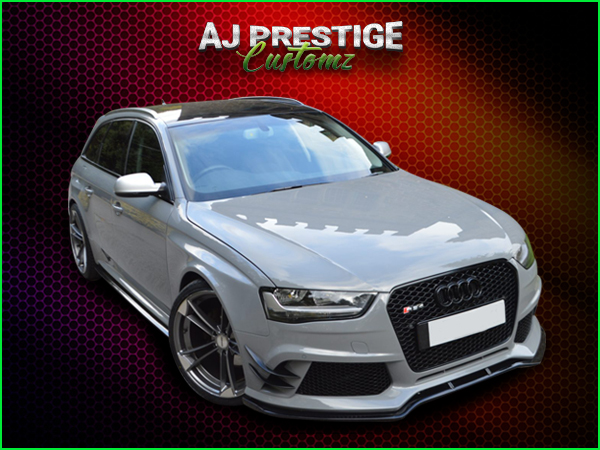 Audi A4 Avant to RS4 Body Kit