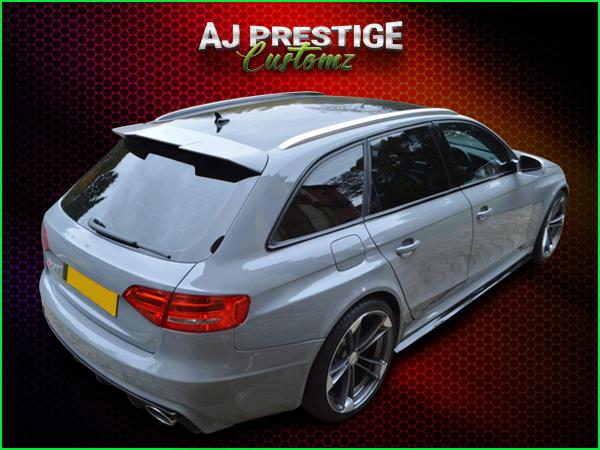 Audi A4 B8 Avant to Audi RS4 Body Kit