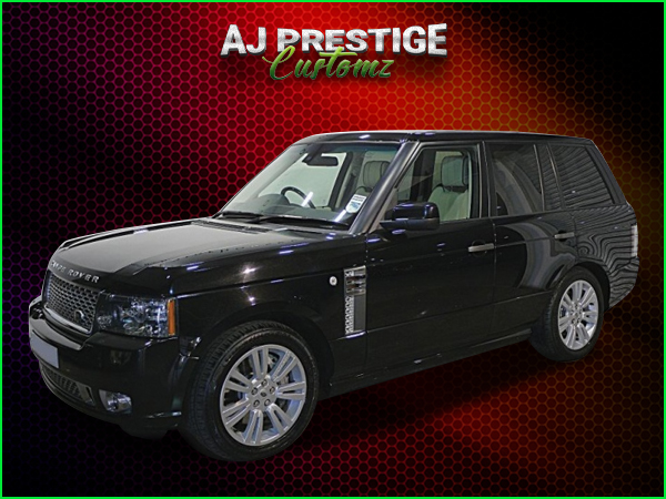 Range Rover Vogue pattern EDP Body kit for Vogue models 2002-2012