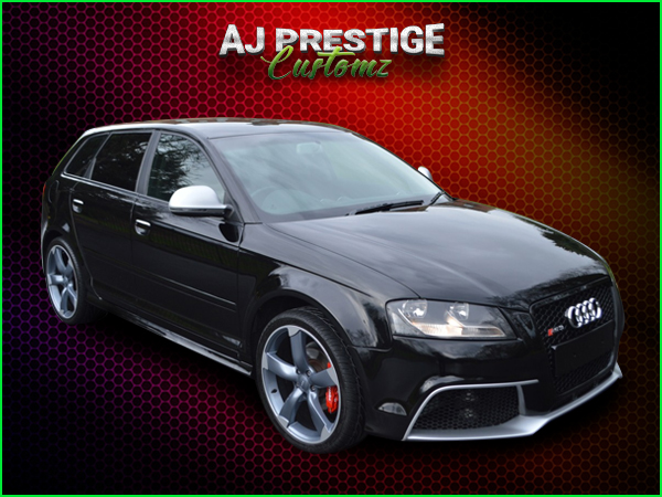 Audi A3 to RS3 2010 to 2012 Body Kit