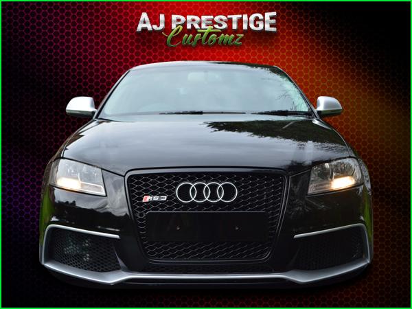 Audi A3 2010 to 2012 Body Kit