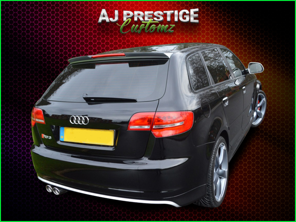 London Audi A3 to RS3 2010 to 2012 Body Kit
