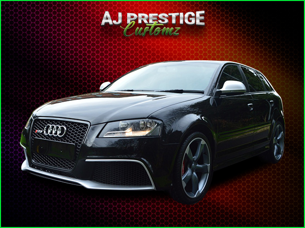 Audi A3 to RS3 2010 to 2012 5-Door Body Kit