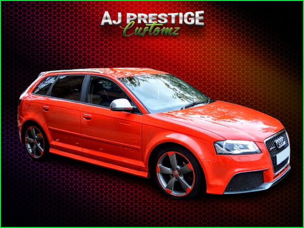 Audi A3 to RS3 Body Kit London