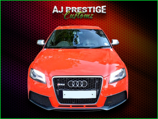 Audi A3 to RS3 5-Door Body Kit