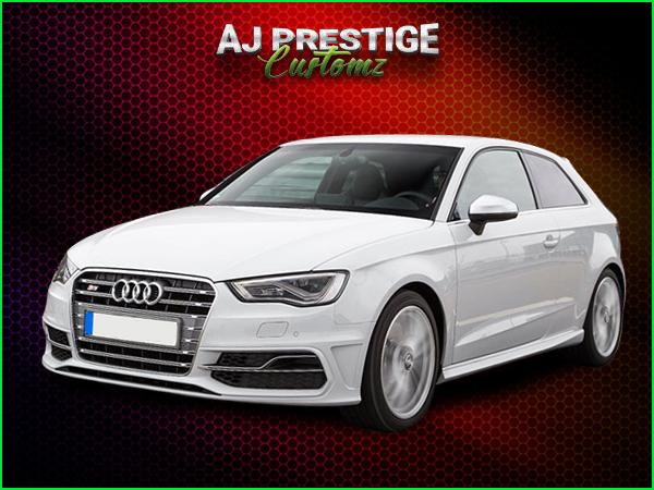 Audi A3 to S3 3 Door Body Kit