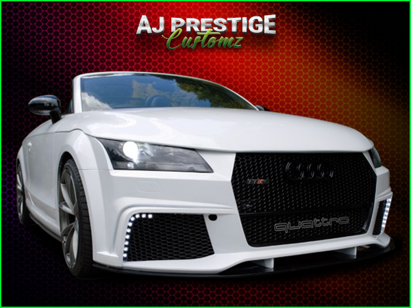 London Audi TT Convertible Body Kit