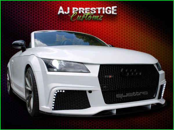 Audi TT Convertible Body Kit