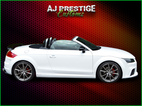 Audi TT Convertible Body Kit London