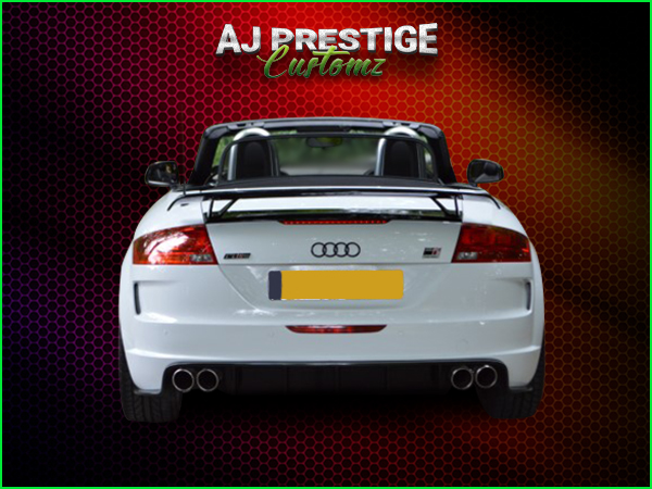 Audi TT Convertible Body Kits