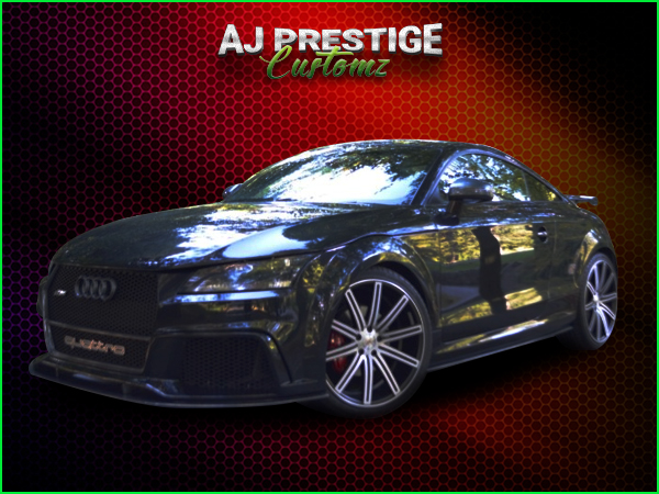 Audi TT Coupe BodyKits