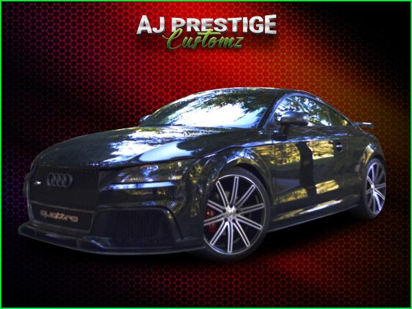 Audi TT Coupe BodyKits