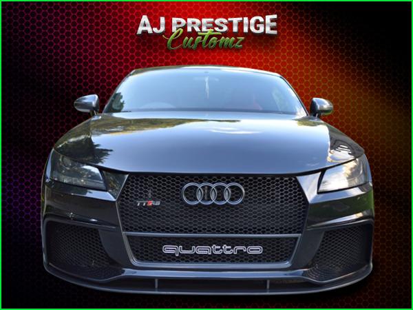 Audi TT Coupe Body Kit