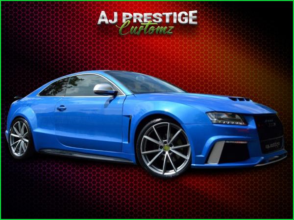 Audi A5 Body Kit